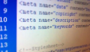 Metaetiquetas description y keywords